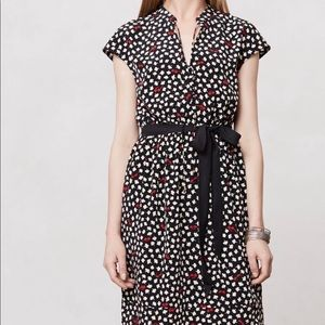 Anthropologie Magdalene Shirt Dress